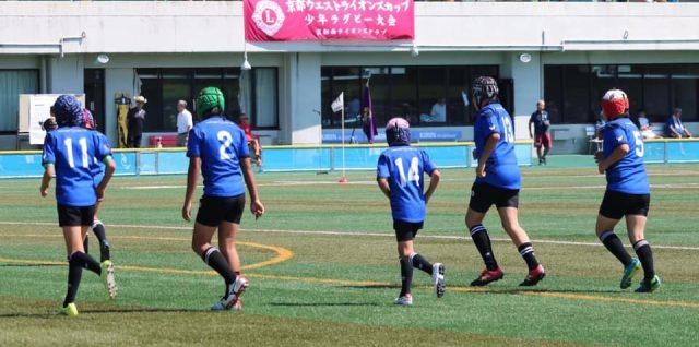【9月15日(日)京都ウエストライオンズカップ】